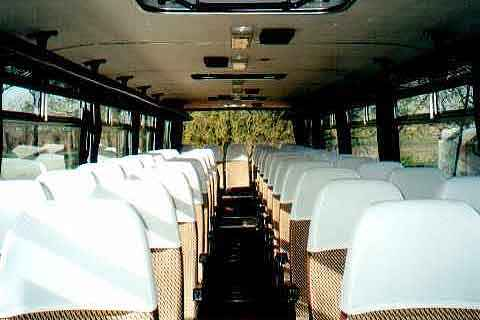заказ автобуса в венгрии