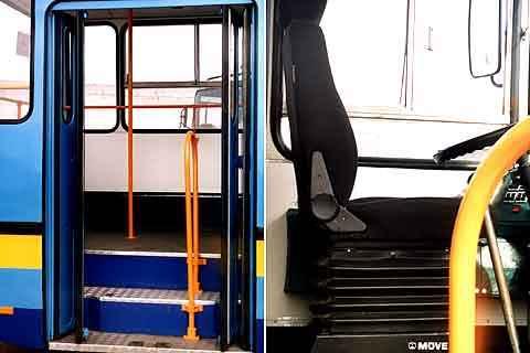 Кузов автобуса IKARUS-263
