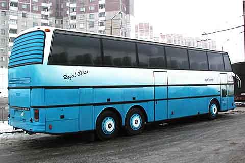 минск заказ автобуса